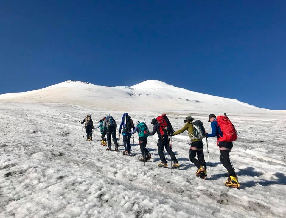 Elbrus (North) - Mountain Expeditions